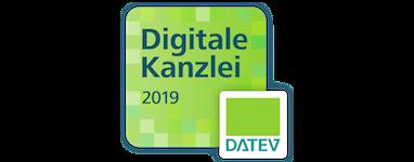 Verleihung Label Digitale Kanzlei durch die DATEV
